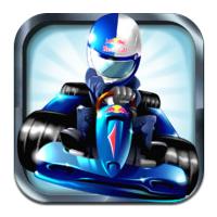 Red Bull Kart Fighter 3 - Piste Selvagge per iPad