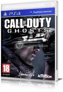 Call of Duty: Ghosts per PlayStation 4