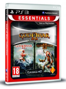 God of War Collection per PlayStation 3