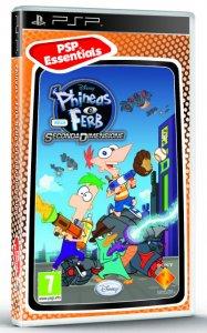 Phineas and Ferb nella Seconda Dimensione per PlayStation Portable