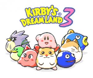 Kirby's Dream Land 3 per Nintendo Wii