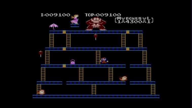 Buon compleanno, Donkey Kong!