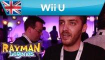 Rayman Legends - L'intervista a Benjamin Mouret