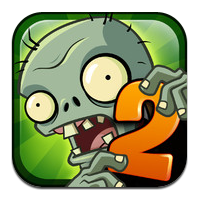 Plants Vs. Zombies 2: It's About Time per iPhone