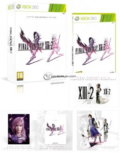 Final Fantasy XIII-2 per Xbox 360