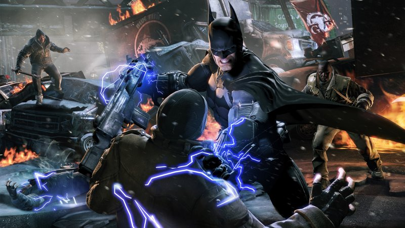 Cosa vorremmo in... Batman: Arkham Insurgency