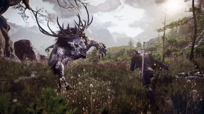 The Witcher 3: Wild Hunt è stato il gioco dell'anno per il director di Final Fantasy XV