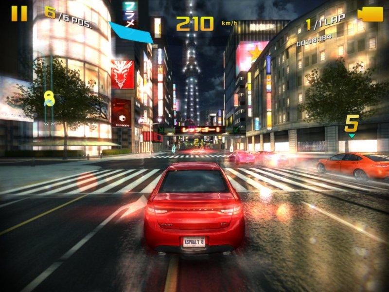 Gameloft porta Asphalt 8: Airborne e Dungeon Hunter 5 su Apple TV