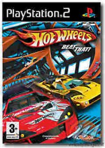 Hot Wheels: Beat That! per PlayStation 2