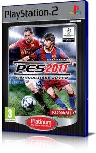 Pro Evolution Soccer 2011 (PES 2011) per PlayStation 2