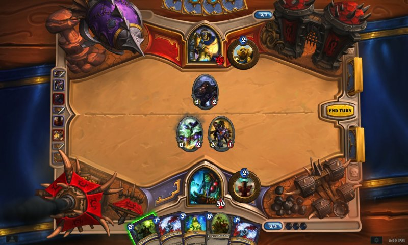 Hearthstone Arena matchmaking lavoro