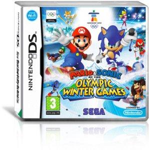 Mario & Sonic ai Giochi Olimpici Invernali per Nintendo DS