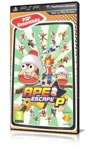 Ape Escape P (Ape Escape: On the Loose) per PlayStation Portable