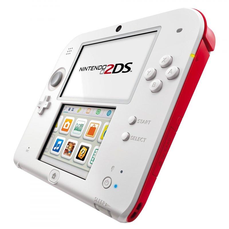 Ad agosto le vendite di Nintendo 2DS sono cresciute del 500%