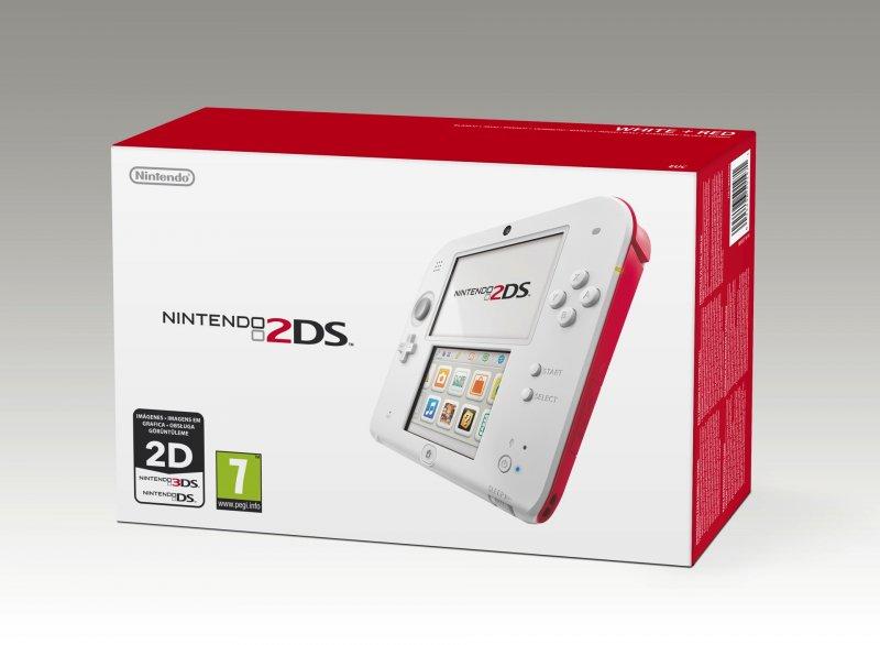 Annunciato il Nintendo 2DS: come un 3DS, ma in 2D - Aggiornata