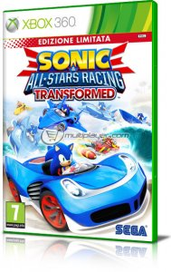 Sonic & All-Stars Racing Transformed per Xbox 360