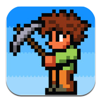 Terraria per iPhone
