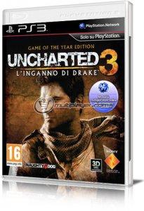 Uncharted 3: L'Inganno di Drake per PlayStation 3