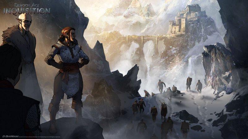 BioWare pensa a uno strategico basato su Dragon Age?