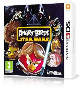 Angry Birds Star Wars per Nintendo 3DS