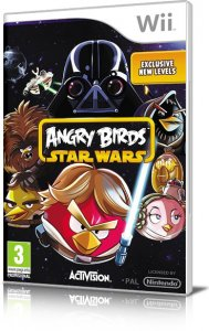 Angry Birds Star Wars per Nintendo Wii