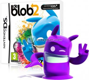 de Blob 2 per Nintendo DS