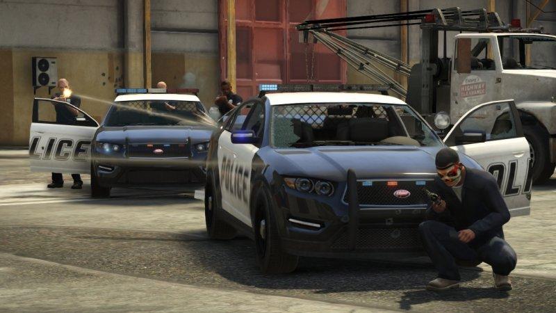 Grand Theft Auto V - La Gente Mormora