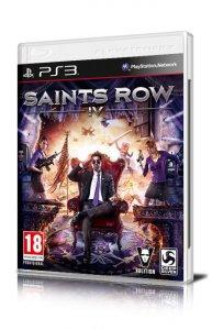 Saints Row IV per PlayStation 3