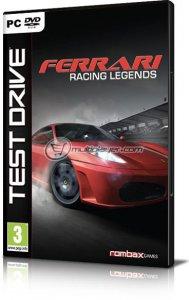 Test Drive: Ferrari Racing Legends per PC Windows