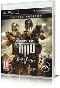 Army of TWO: The Devil's Cartel per PlayStation 3