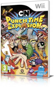 Cartoon Network: Punch Time Explosion XL per Nintendo Wii