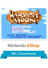 Harvest Moon per Nintendo Wii U