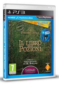 Wonderbook: Il Libro delle Pozioni per PlayStation 3