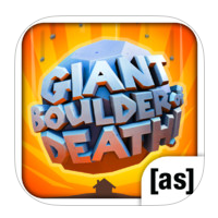 Giant Boulder of Death per iPhone