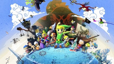 The Legend of Zelda: Wind Waker HD e Twilight Princess HD su Nintendo Switch in arrivo?
