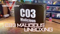 Armored Core: Verdict Day - Unboxing del C03 Malicious