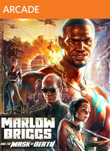 Marlow Briggs and the Mask of Death per Xbox 360