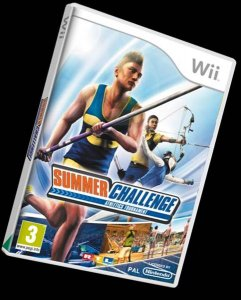 Summer Challenge: Athletics Tournament per Nintendo Wii