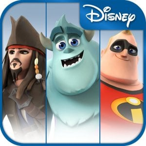 Disney Infinity Scatola dei Giochi: Divertimento Senza Fine per iPad