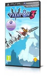Patapon 3 per PlayStation Portable