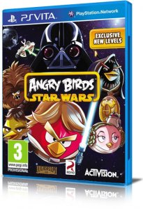 Angry Birds Star Wars per PlayStation Vita