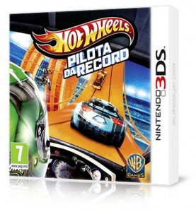 Hot Wheels: Pilota da Record per Nintendo 3DS