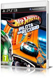 Hot Wheels: Pilota da Record per PlayStation 3