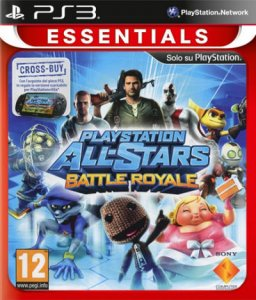 PlayStation All-Stars: Battle Royale per PlayStation 3