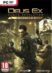 Deus Ex: Human Revolution Director's Cut per PC Windows