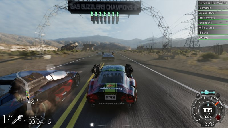 Gas Guzzlers Extreme in arrivo anche su PlayStation 4 e Xbox One