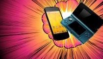 Tablet e smartphone vs console portatili - Cosa utilizza chi è in fila?