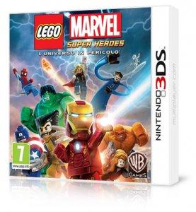 LEGO Marvel Super Heroes per Nintendo DS