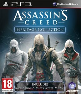Assassin's Creed Heritage Collection  per PlayStation 3