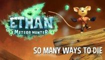 """Ethan: Meteor Hunter - Il trailer """"Così tanti modi per morire"""""""